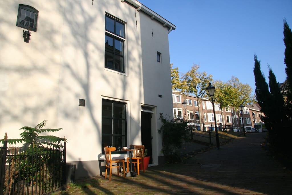 Monumental small dikehouse 1890 huizen te huur in for Te huur huizen in rotterdam
