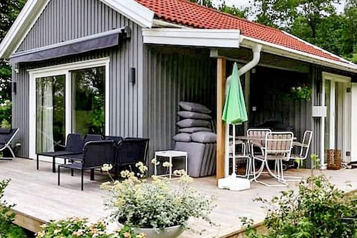 6 person holiday home in LJUNGSKILE