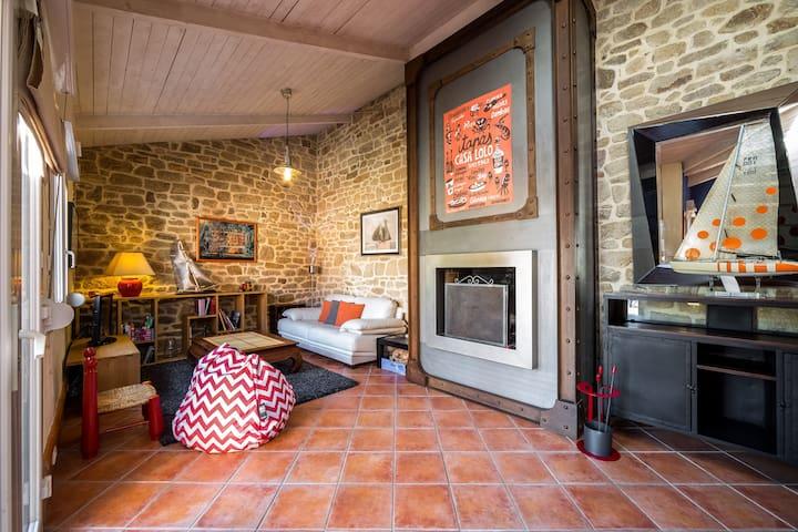 La Maison Cachée // Mer et Maisons - Carnac - House