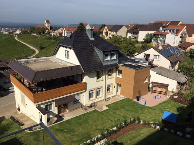 Moderne Ferienwohnung in Ötlingen - Weil am Rhein - Wohnung