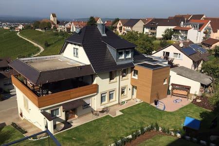 Moderne Ferienwohnung in Ötlingen - Weil am Rhein