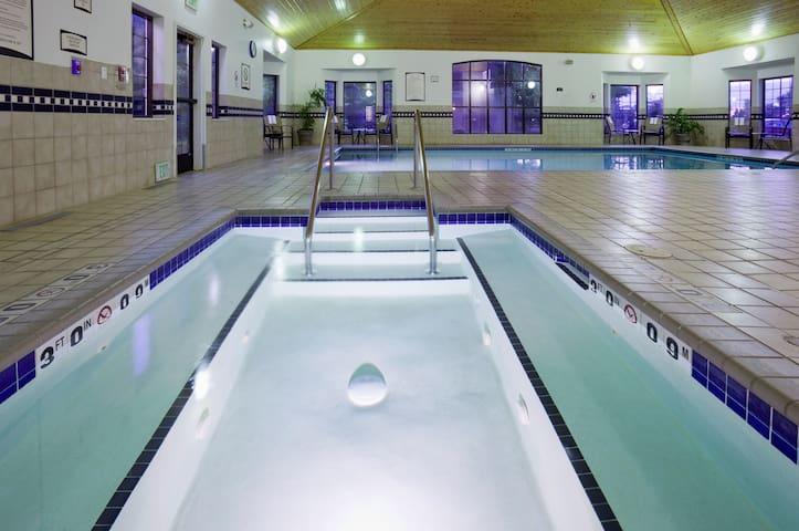 Free Breakfast. Pool & Hot Tub. Gym. Near Albertville Premium Outlets!