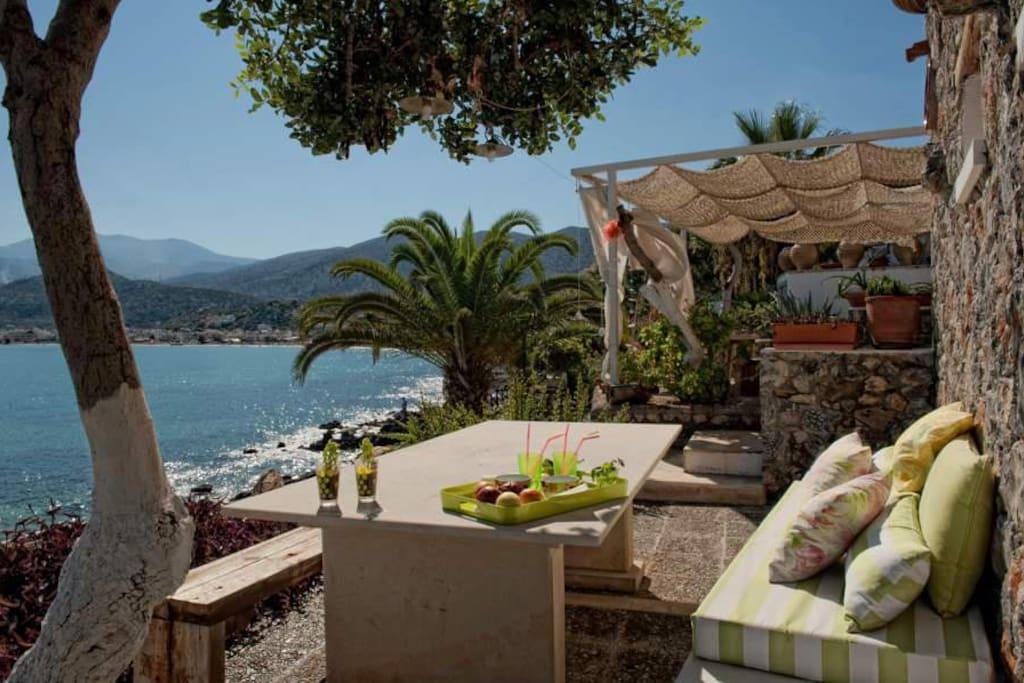 Skajadosuites - Apartments for Rent in Stalida, Crete, Greece
