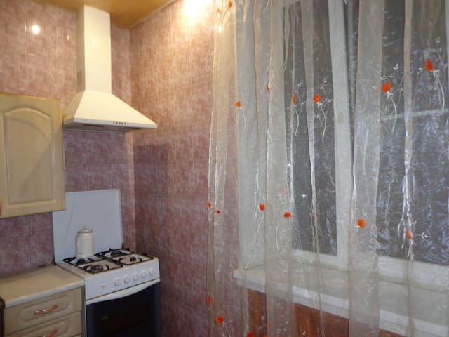 Самая уютная квартира на Аллее Героев