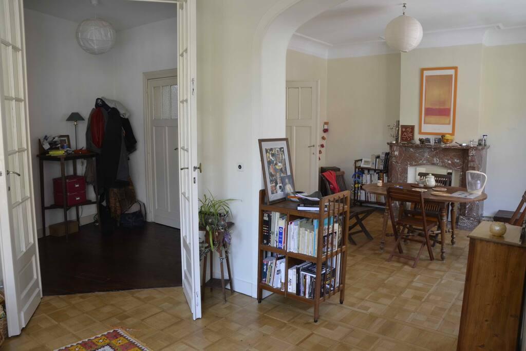 Chambre bel appartement etterbeek appartements louer for Chambre a louer liege belgique