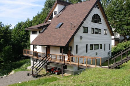 Large private house in Rossland - Rossland - Hus