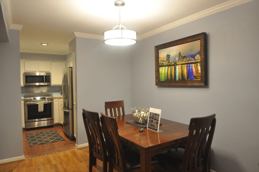Dining Room with Service for up to 6
