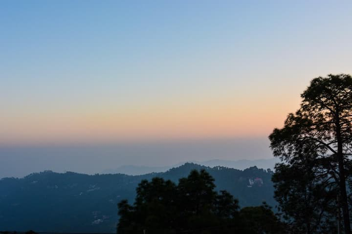Kasauli home with a view