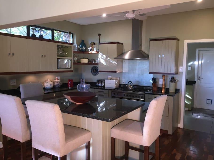 Kitchen (& Scullery)