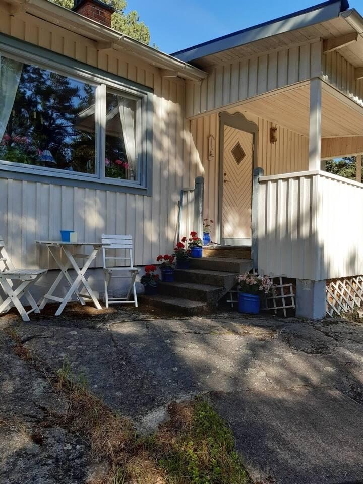 Eco friendly summer cottage Stockholm archipelago