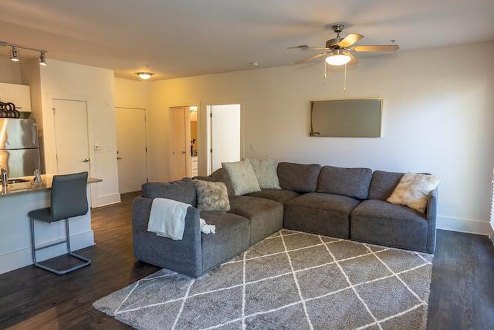 Comfy Double King Suite Near Atlantic Station