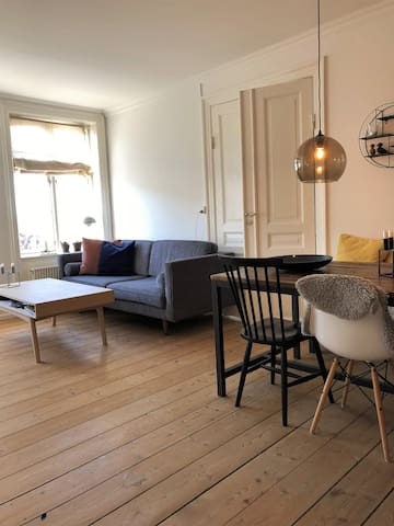 Cosy apartment in the center of Copenhagen