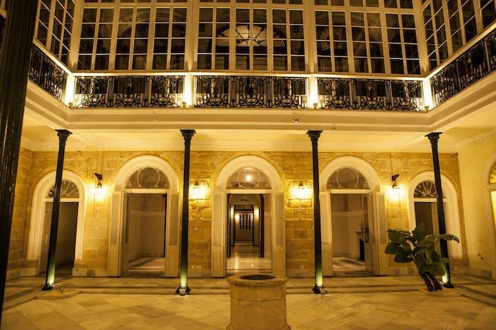 Casa palacio en pleno centro Jerez - Jerez de la Frontera - House