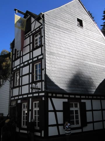 Tradition in the center of Monschau