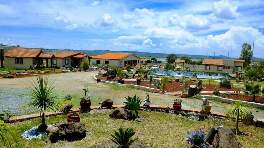 Cabañas en Querétaro