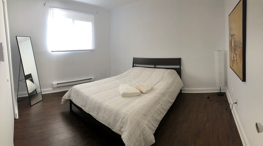 Cozy apartment near downtown Laval