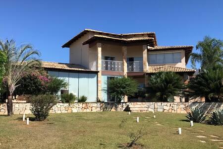Casa aconchegante no Lago do Manso