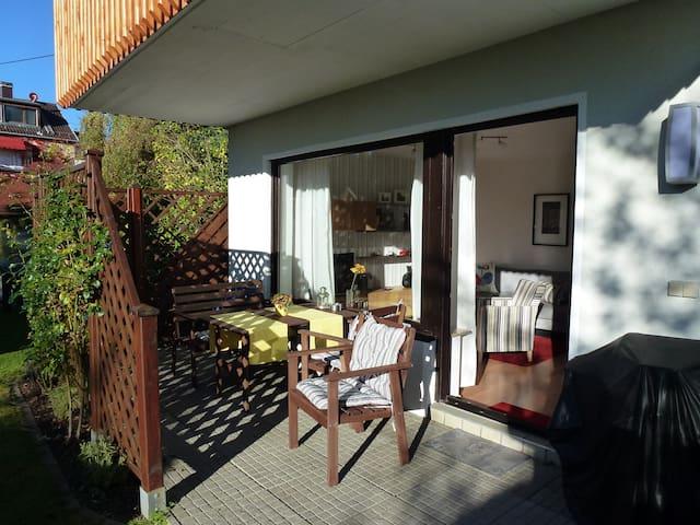 Wohnung im Grünen in zentraler Lage - Spiesen - Elversberg - Apartment