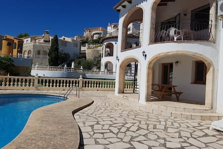 Detached 3 bed villa, large pool, Sanet y Negrals - Montesano - Βίλα