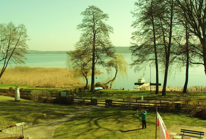Seeview , near Potsdam and Berlin - Schwielowsee - Hus