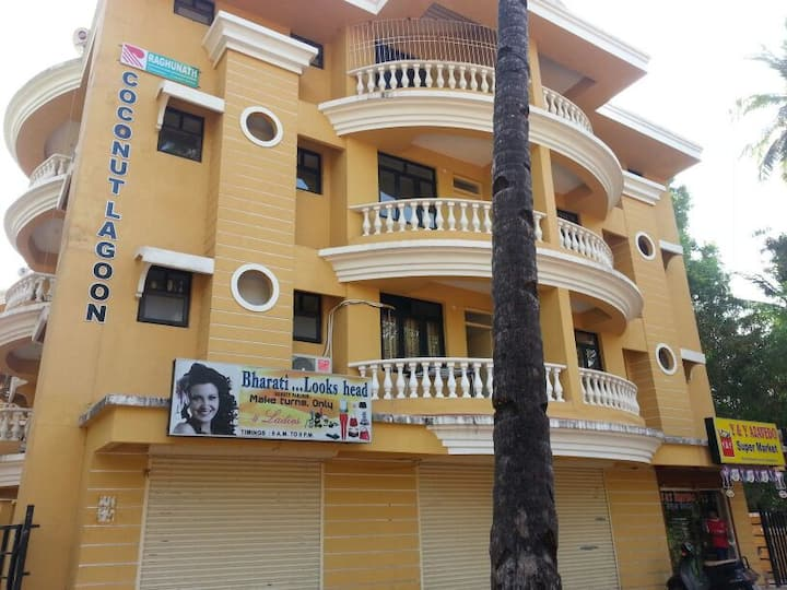 studio appartment for rent at Goa