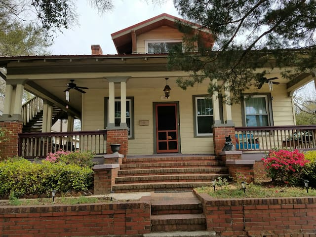 Cozy downtown 4bdrm house - Wilmington - Casa