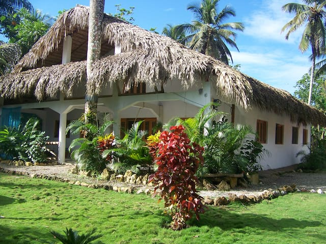 Villa tropical Costa Norte - Los Yayales - Talo