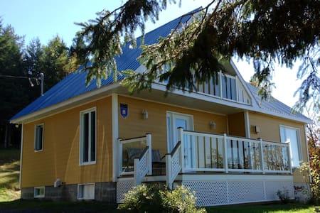 La Maison Dufour (Dans Charlevoix) - Saint-Hilarion