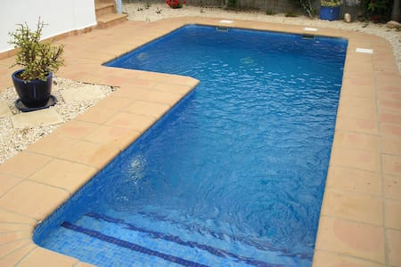 Villa with private pool - Torre-Pacheco