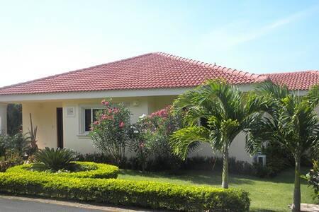 Villa in gated community