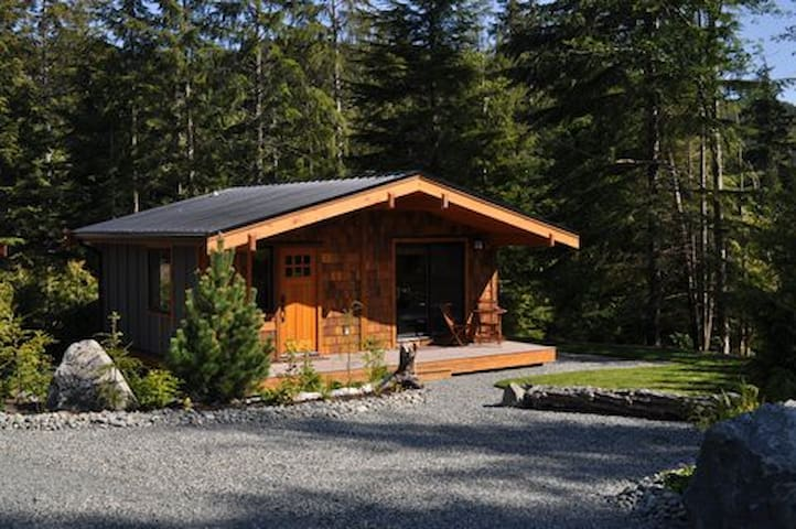 'Romantic Cottage at Wild Coast!' - Port Renfrew