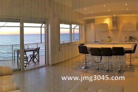 Top floor on the sea stunning view! - Anzio - Apartemen
