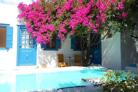 Syros Island-Beautiful country home - Syros - Dům