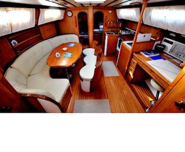 Exquisite Boat Stay Lefkada - Nidri - Nydri - Boat