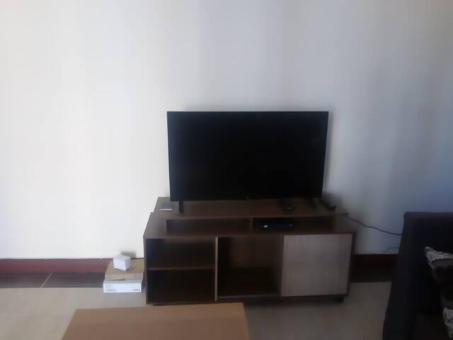 Flat Smart TV
