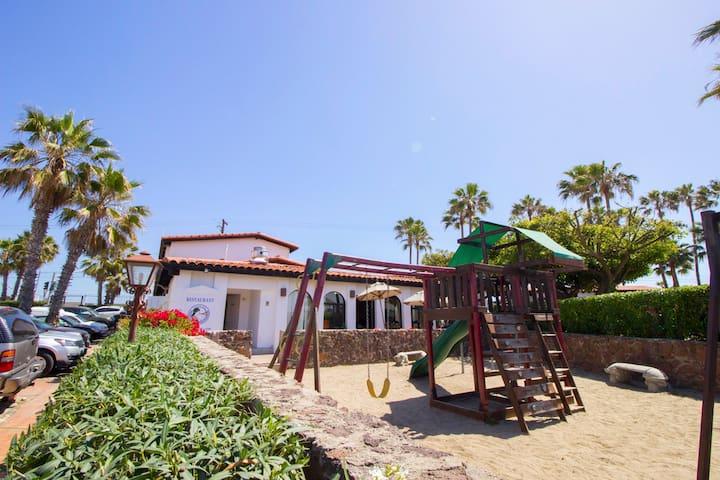 Kid's playground / Área infantil con juegos