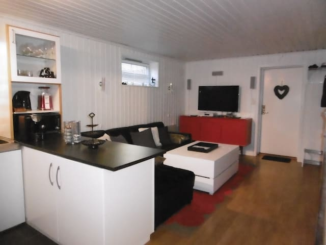 Kolbotn,15 min to Oslo centrum - Oppegård - Appartement