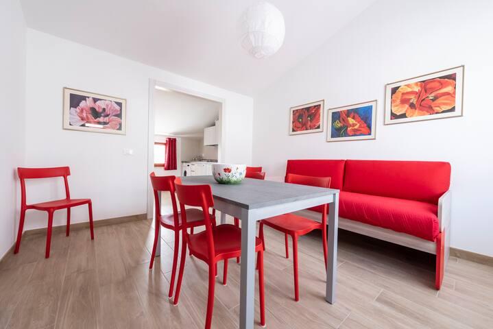 Nuovo appartamento nel cuore di Lignano Sabbiadoro