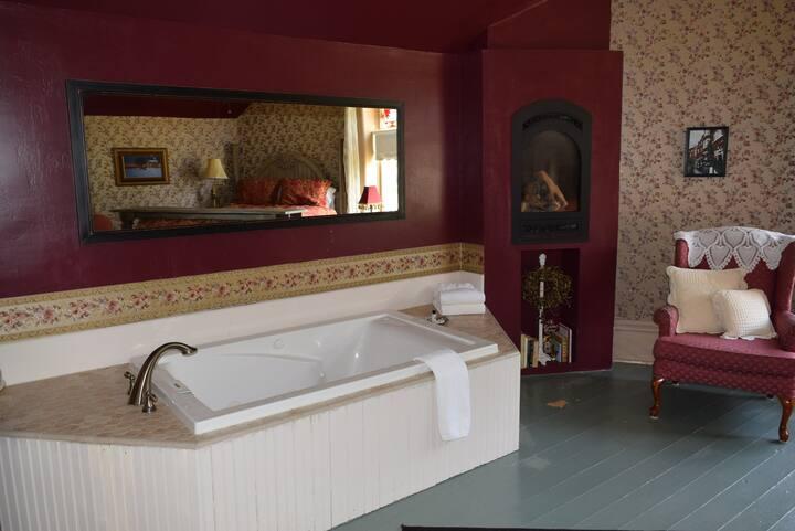 Carnahan Room at the Osborne Inn