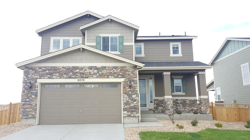 Brand New Charming Two Story Home, Licensed Rental