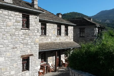 5korfes - Cottage in the mountains - Papingo