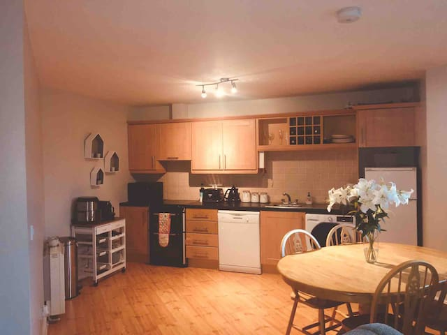 Cosy 1 bedroom Apartment, 2 mins from Tralee town