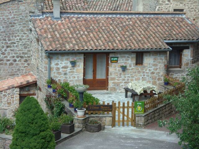Gite Les Faïsses classé 3 épis - Meyras - อพาร์ทเมนท์
