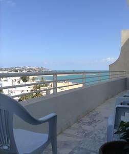 Superbe appartement vue sur mer