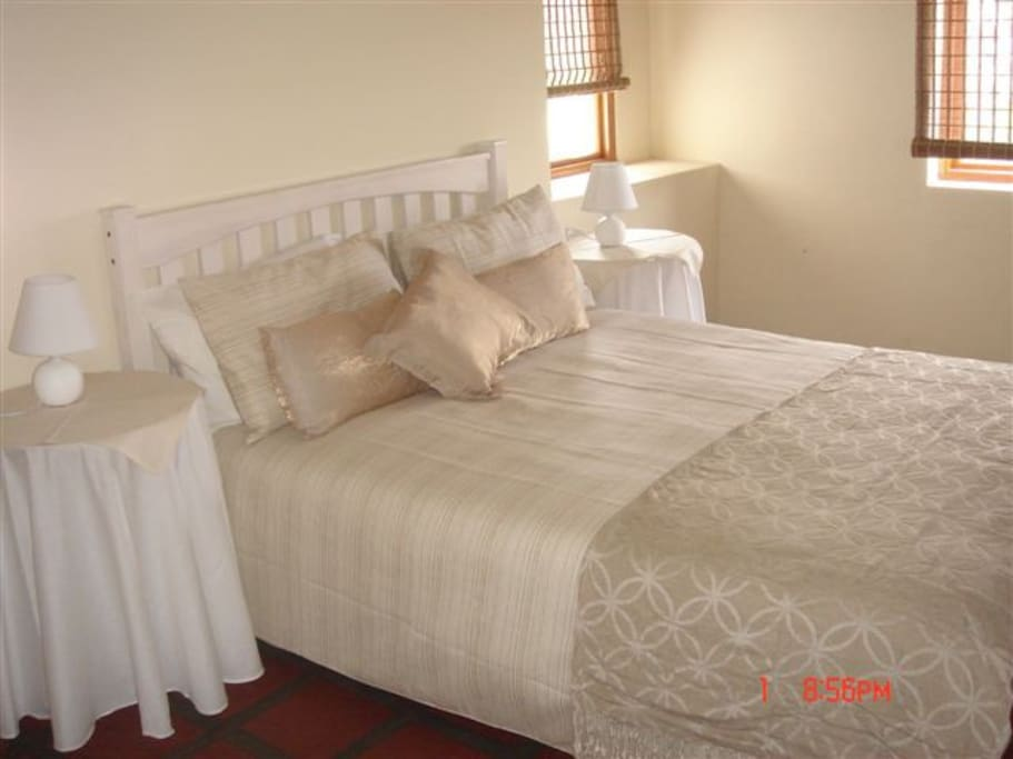 Orchard Cottage - Double Bedroom