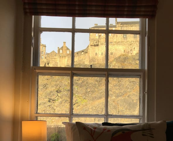 Castle View from every window