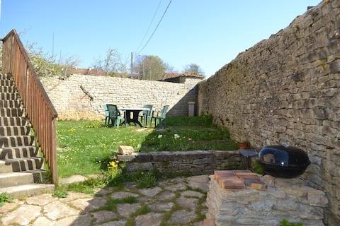 Hameau d'Evelle, commune de Baubigny, Bourgogne