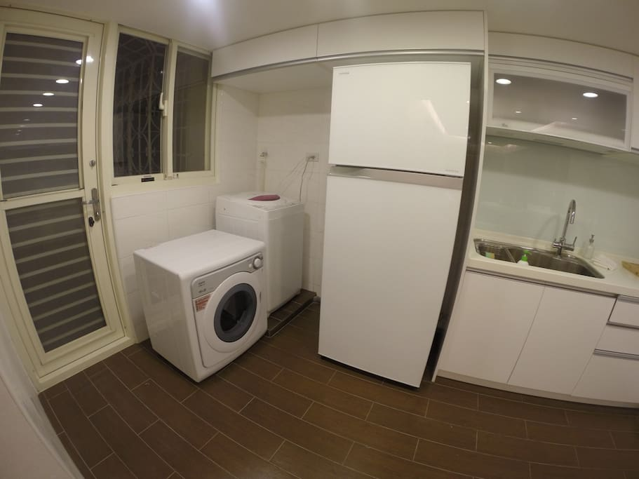 Brand New Washer, Dryer and Refrigerator
