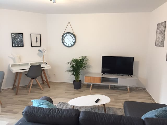 Modernes Wohnen in Walldorfs Mitte 2 Zimmer