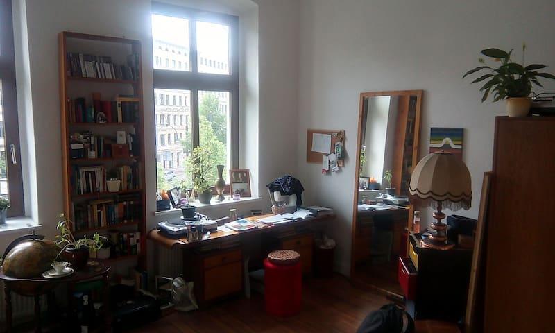 helles Altbau-WG-Zimmer im Herzen der Stadt - Magdeburg